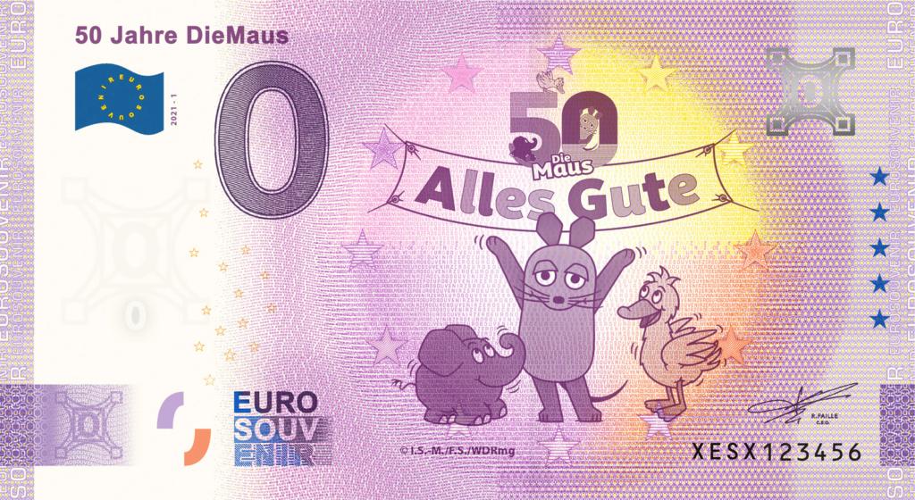Billets souvenirs 2021  Fra_de61