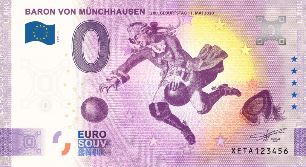 Billets souvenirs 2021  Fra_de63