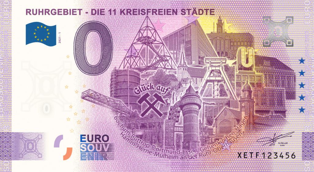 Billets souvenirs 2021  Fra_de64