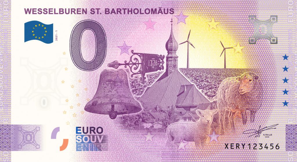 Billets souvenirs 2021  Fra_de66
