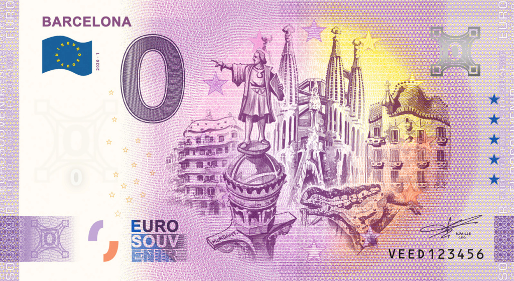 Billets touristiques 0 euro 2020 Fra_es10