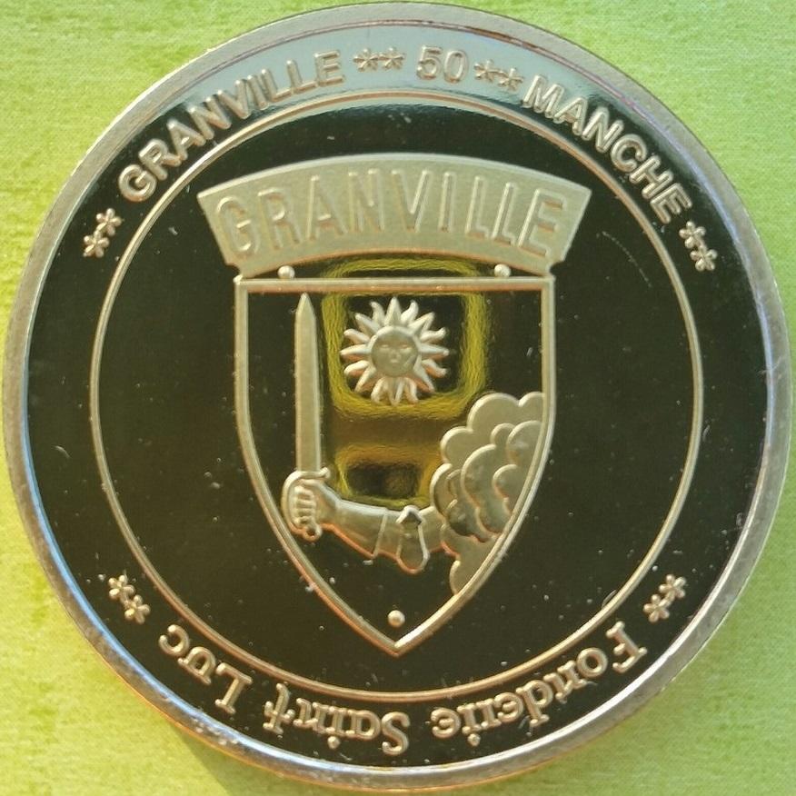 Granville (50400)  [Bisquine] Granvi11