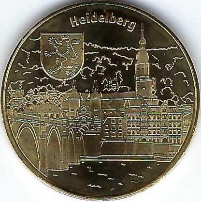 Heidelberg  [XELU / MES040] H210