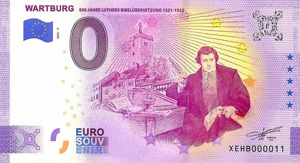Billets souvenirs 2021  Hb10
