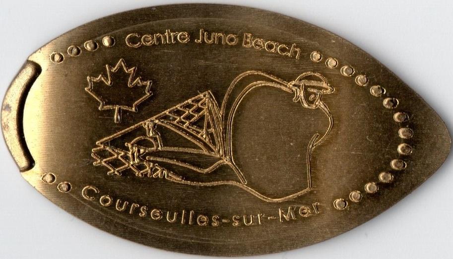 Courseulles-sur-Mer (14470)  [JUNO] Juno210