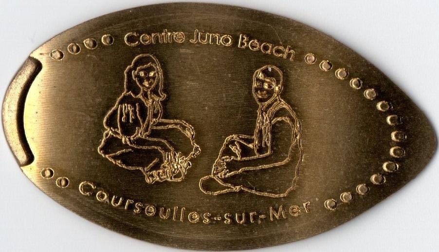 Courseulles-sur-Mer (14470)  [JUNO] Juno310