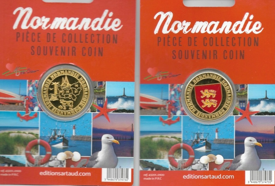 Normandie [Viking / Pont / Abbayes] Norman11