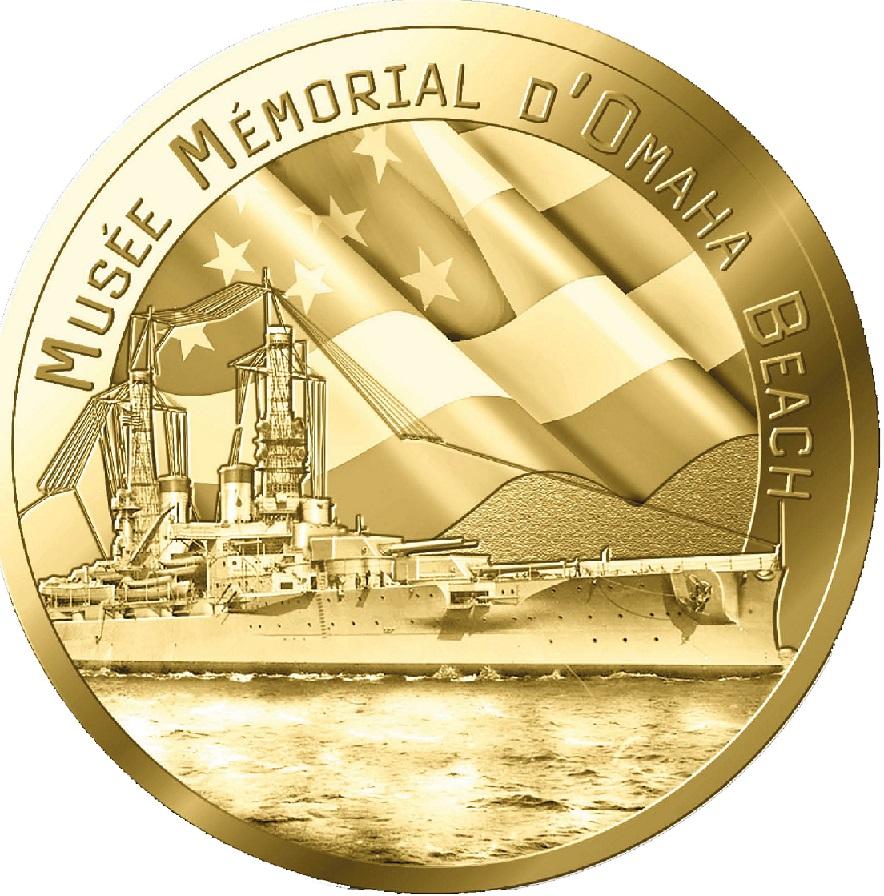 Saint-Laurent-sur-Mer (14710)  [Mémorial Omaha Beach UEQF] Omaha10