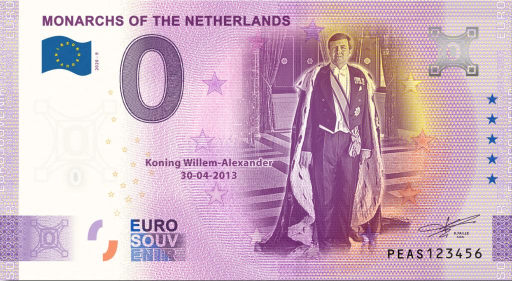 Billets 0 euro 2020 Peas910