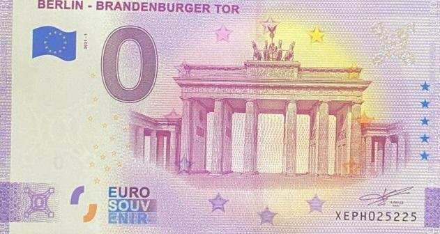 Berlin  [World Money Fair XEGB / XEGC / XEPH] Ph2110