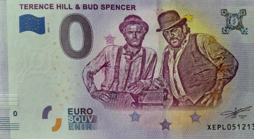 Billets souvenirs 2021  Pl11