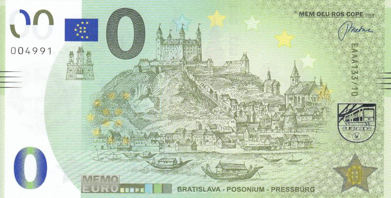 Liste codes Memo Euro scope [100 à 199] Slowak11