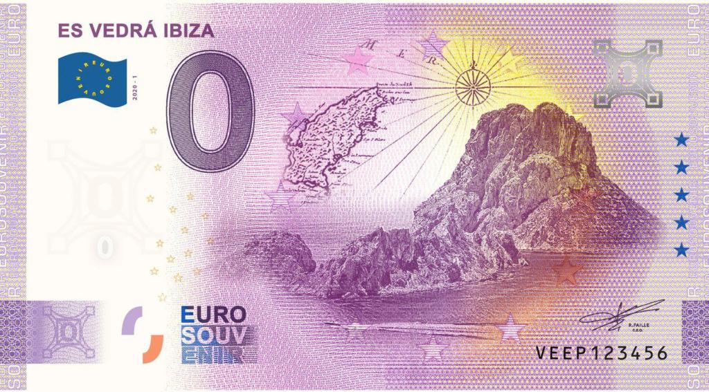 Billets touristiques 0 euro 2020 Veep10