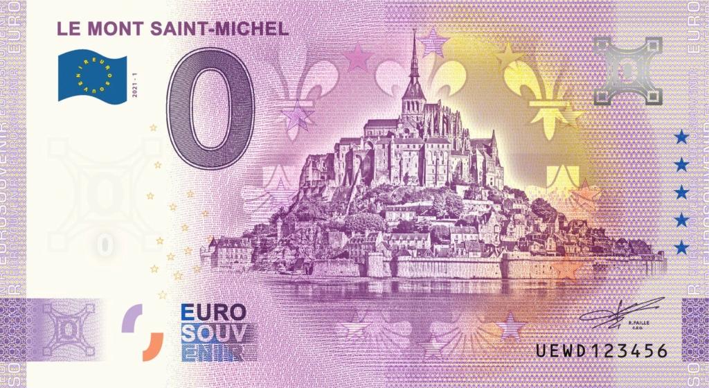 BES - Billets 0 € Souvenirs = 70 Wd10