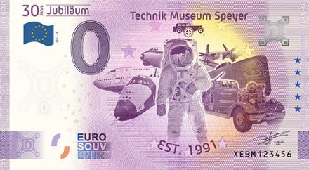 Speyer (Spire)  [Technik Museum XEBM / XEEE] Xebm10