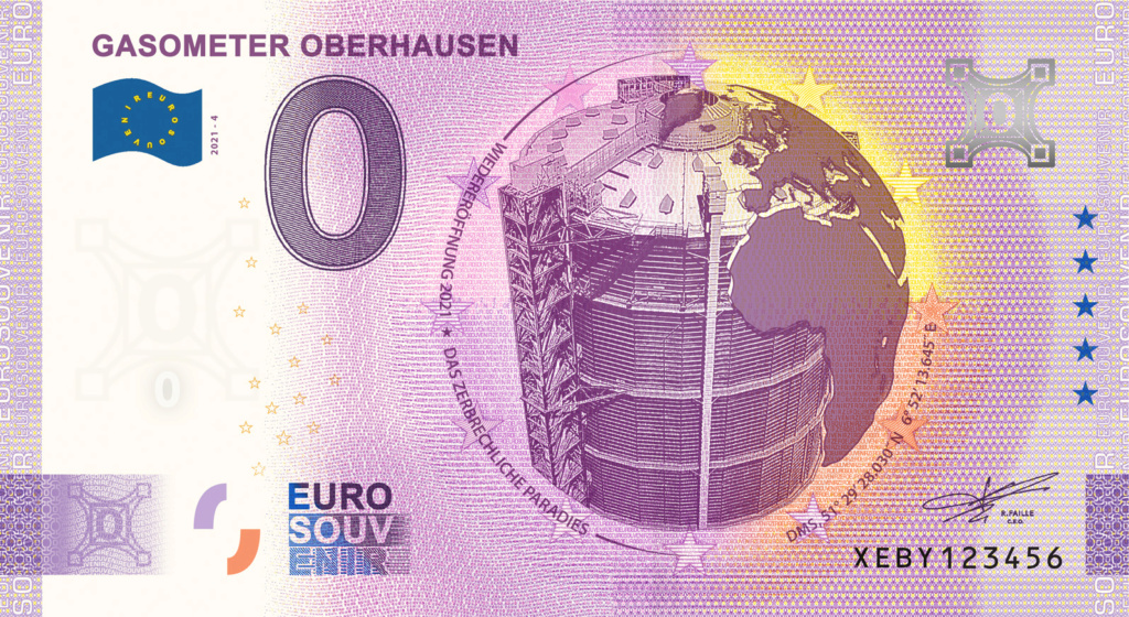 Oberhausen  [XEBY / XECV / Lichtblicke XELN / MES187] Xeby410