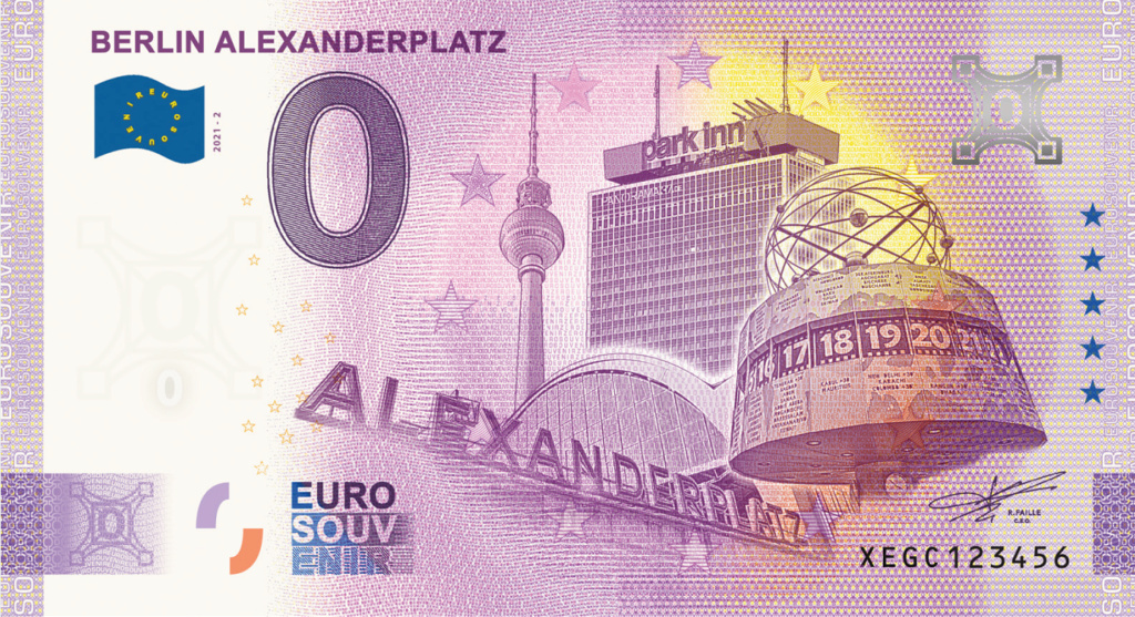 Berlin  [World Money Fair XEGB / XEGC / XEPH] Xegc210