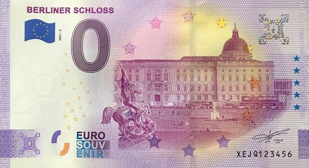 Berlin [XEJQ Berliner Schloss] Xejq510