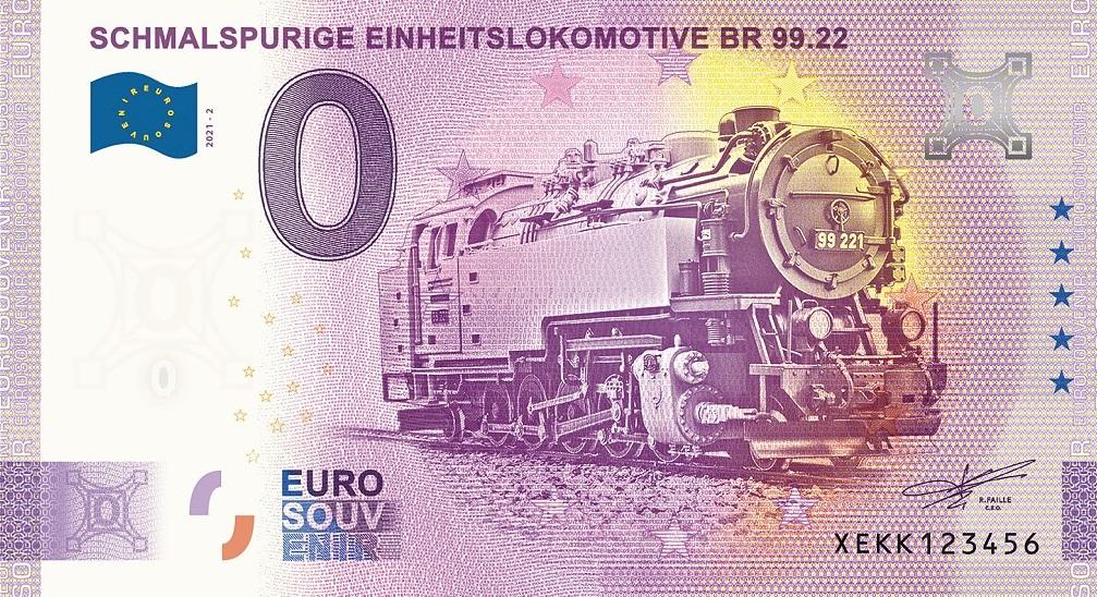 Billets souvenirs 2021  Xekk210