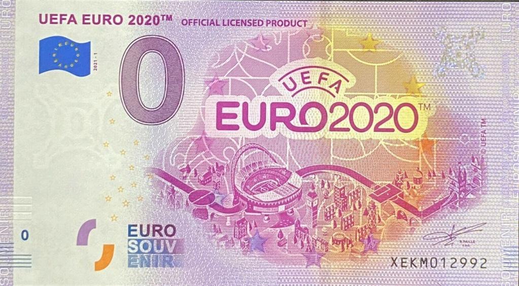 Billets souvenirs 2021  Xekm2010