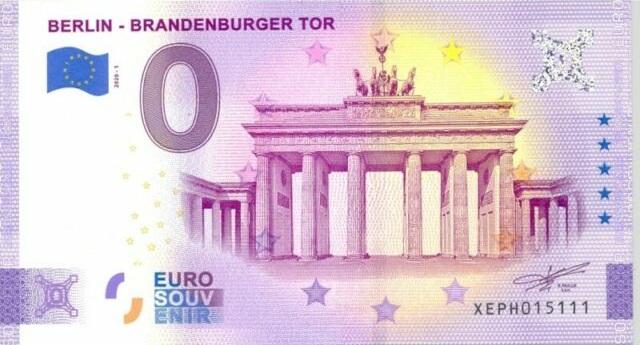 Billets souvenirs 2020 Xeph2011