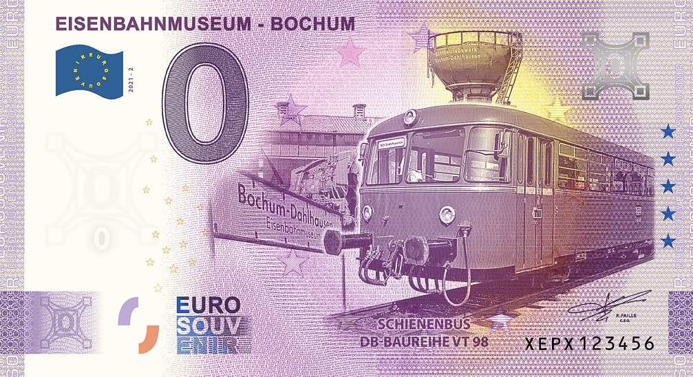 Billets souvenirs 2021  Xepx-10