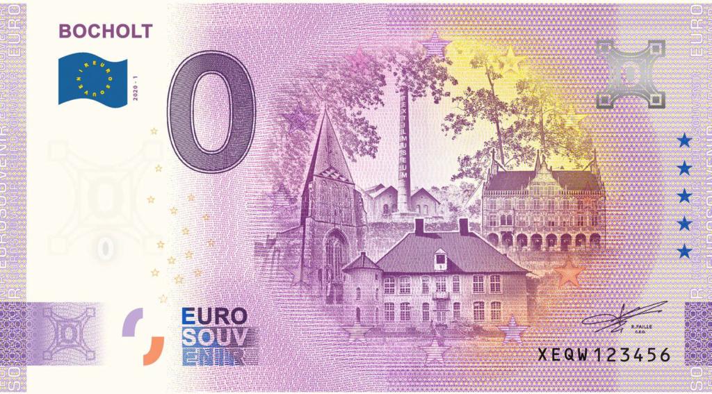 Billets souvenirs 2020 Xeqw10