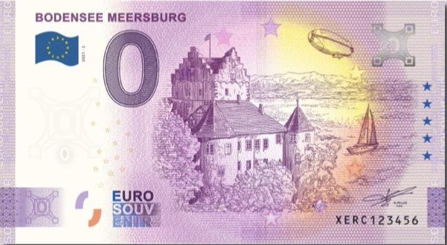 Billets souvenirs 2021  Xerc-10
