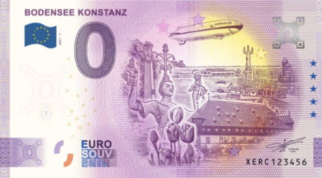 Billets souvenirs 2021  Xerc10