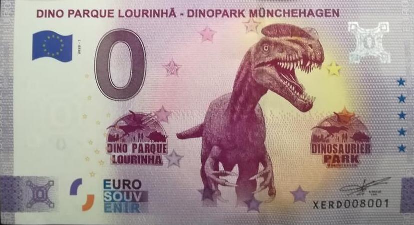 Billets souvenirs 2020 Xerd10