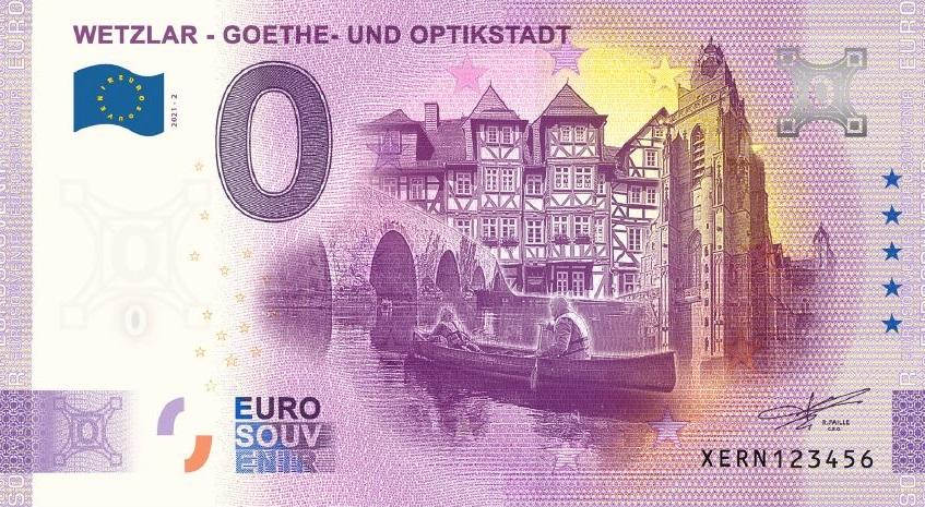Billets souvenirs 2021  Xern12