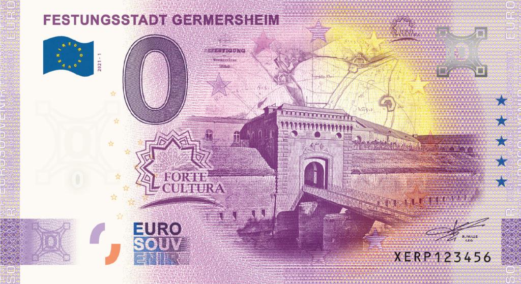 Billets souvenirs 2021  Xerp11