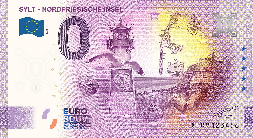 Billets souvenirs 2021  Xerv10