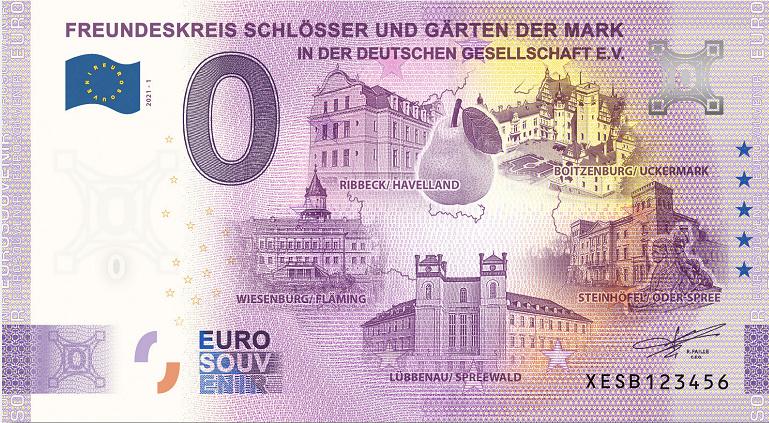 Billets souvenirs 2021  Xesb10