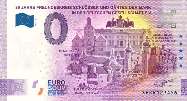 Billets souvenirs 2021  Xesb210