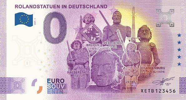 Billets souvenirs 2021  Xetb110