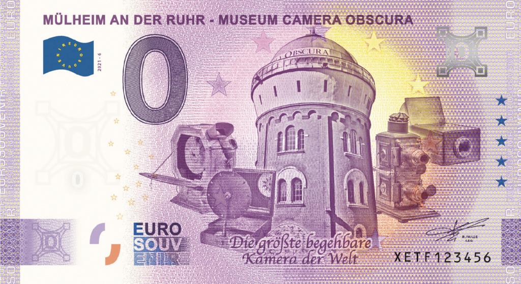 Billets souvenirs 2021  Xetf10