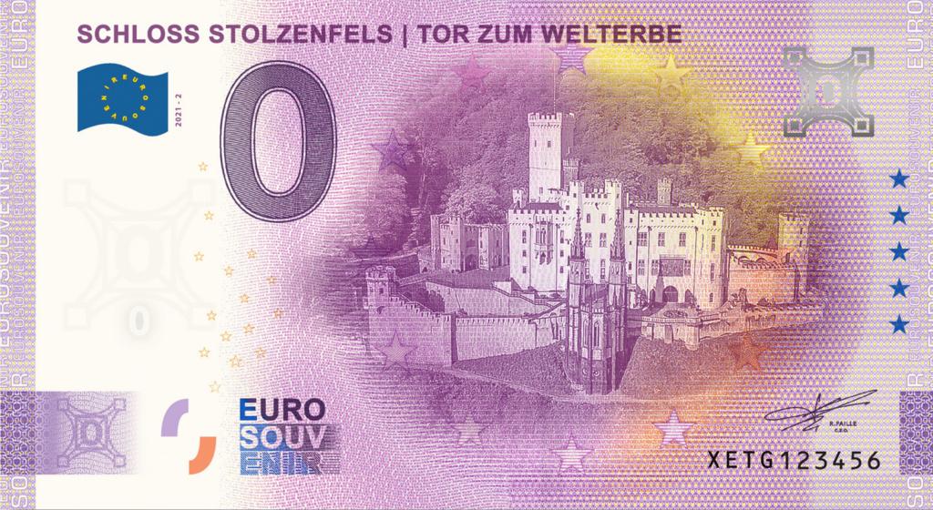 Billets souvenirs 2021  Xetg10