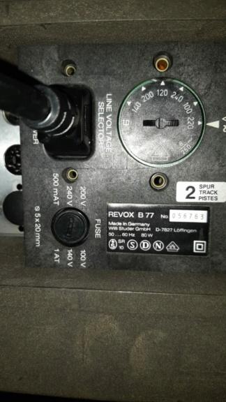 Revox B77 sostituzione TRIAC Revox_12