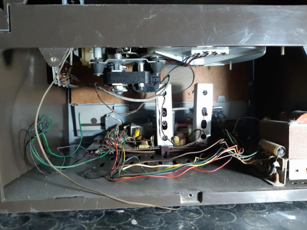 Cerco schema per radio CGE Phonic RF377 4626 Whatsa11