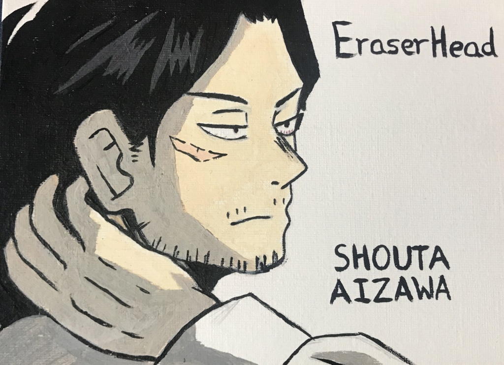 Aizawa Fan Art Cf593e10