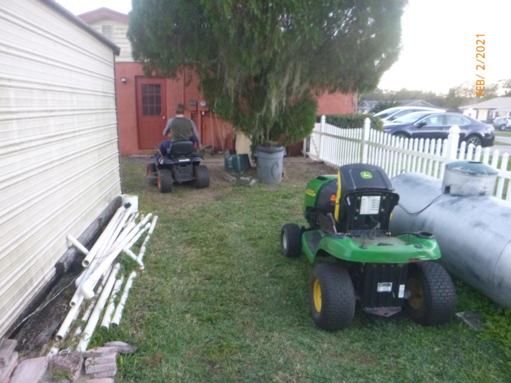 Murraymountain's Lawn Tractor Repairs 2021/2022 Season P1150922