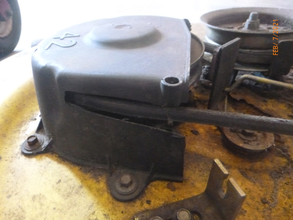 Murraymountain's Lawn Tractor Repairs 2021/2022 Season P1150925