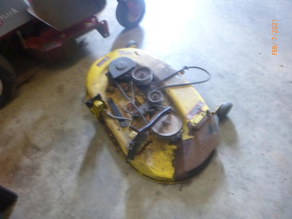 Murraymountain's Lawn Tractor Repairs 2021/2022 Season P1150926