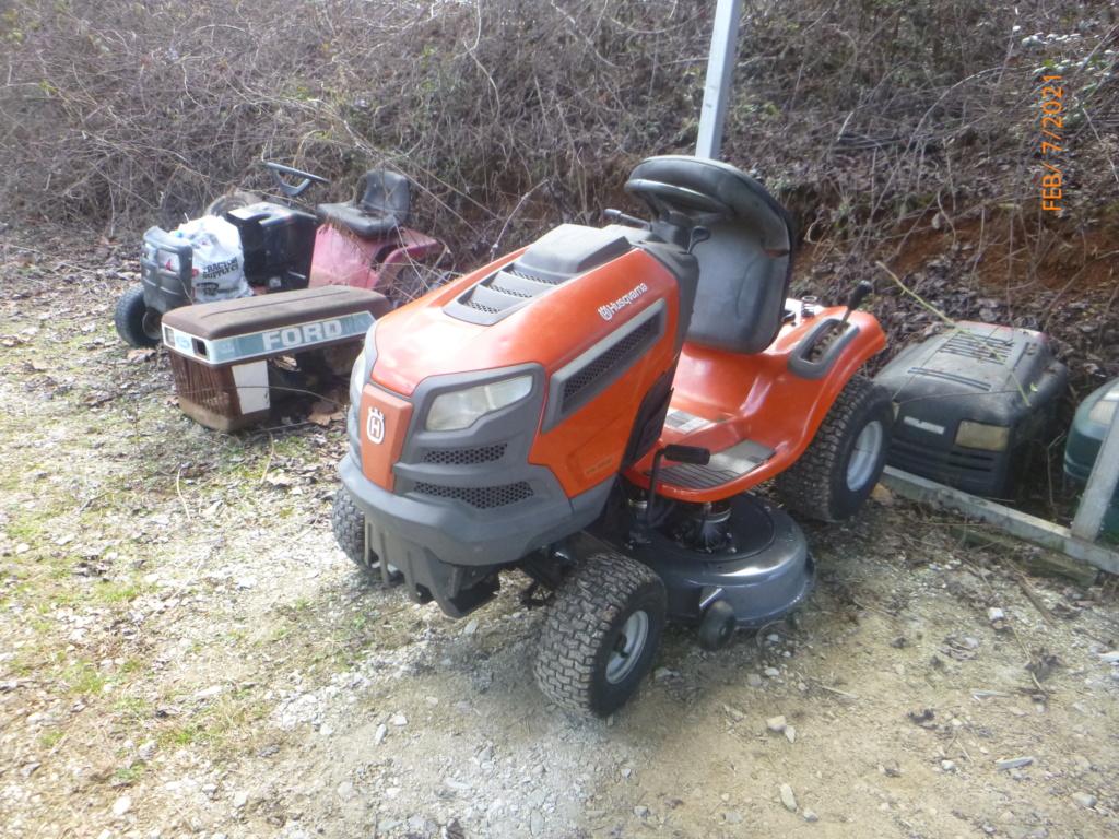 Murraymountain's Lawn Tractor Repairs 2021/2022 Season P1150932