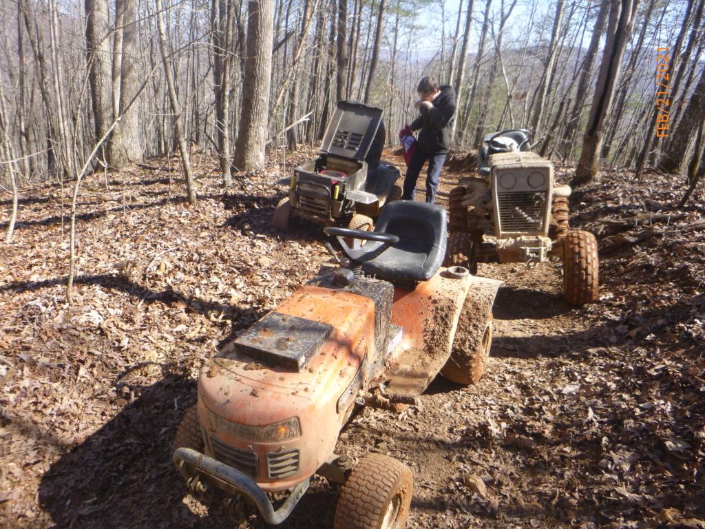 Rockcrusher Farm Group Ride - February 21st P1160011