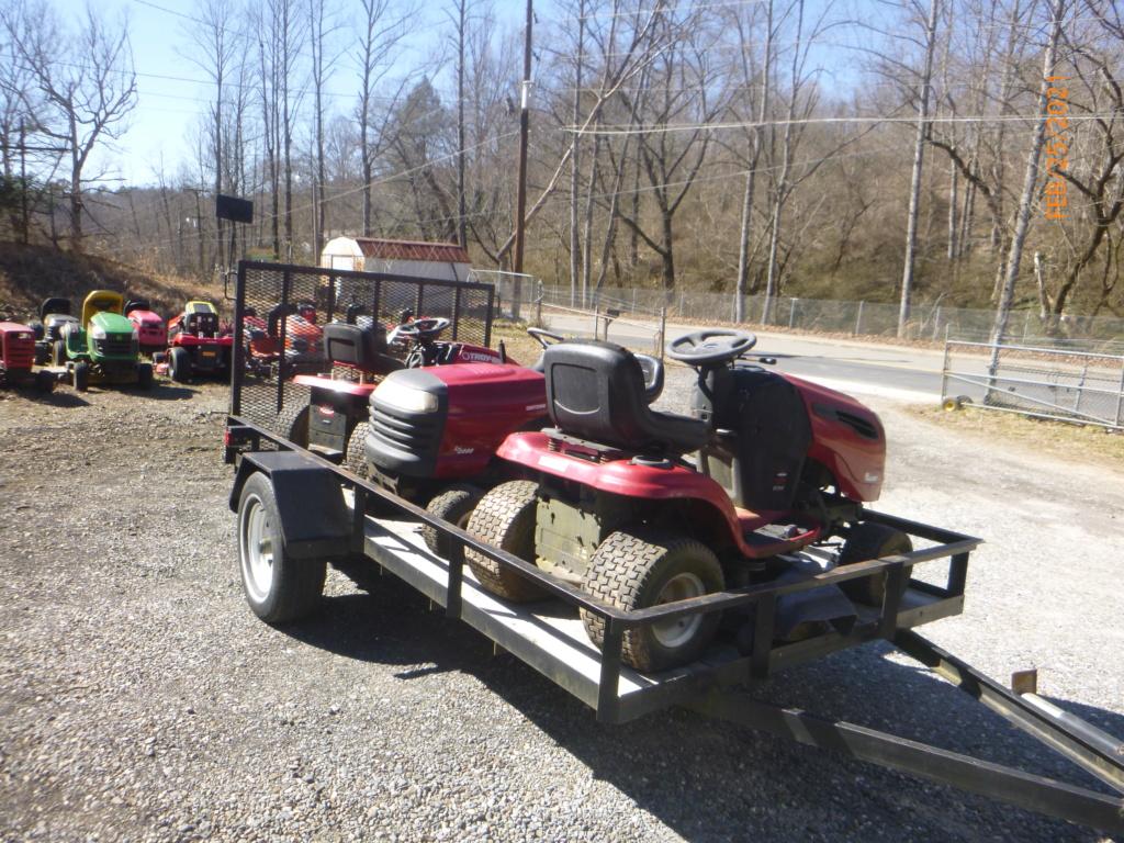 Murraymountain's Lawn Tractor Repairs 2021/2022 Season P1160014