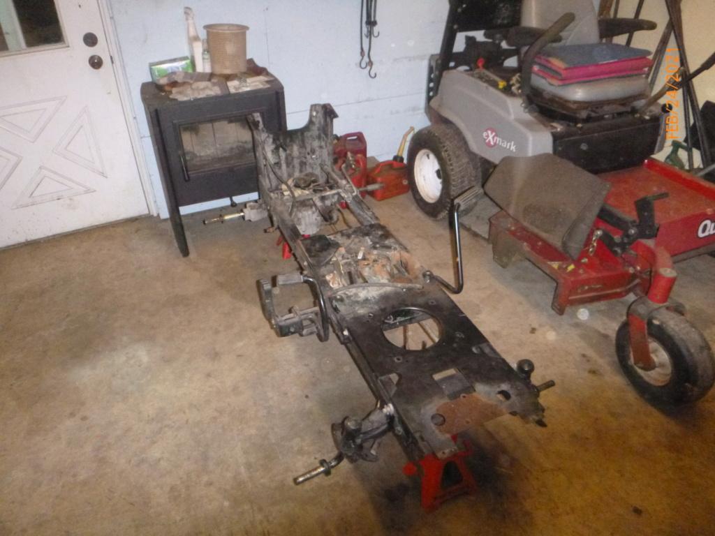 Murraymountain's Lawn Tractor Repairs 2021/2022 Season P1160015