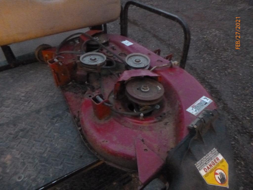 Murraymountain's Lawn Tractor Repairs 2021/2022 Season P1160035