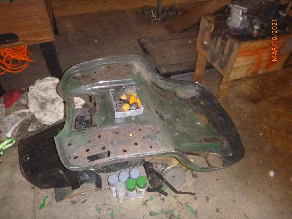 Murraymountain's Lawn Tractor Repairs 2021/2022 Season P1160042